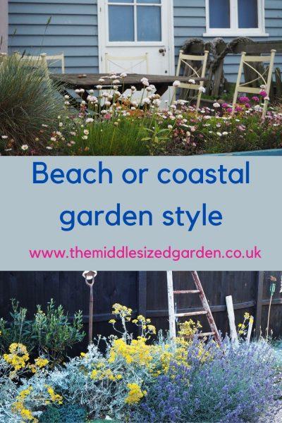 Coastal garden style