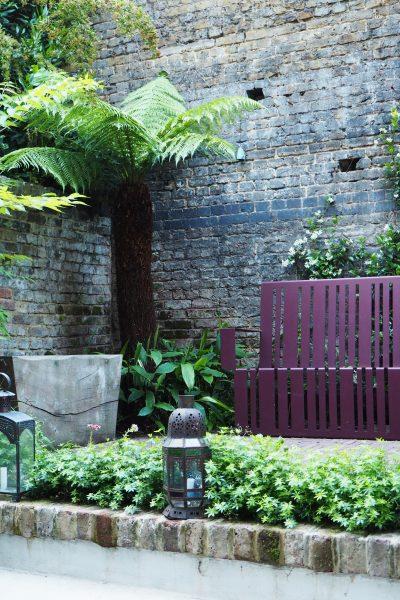 Why a small garden needs a big idea