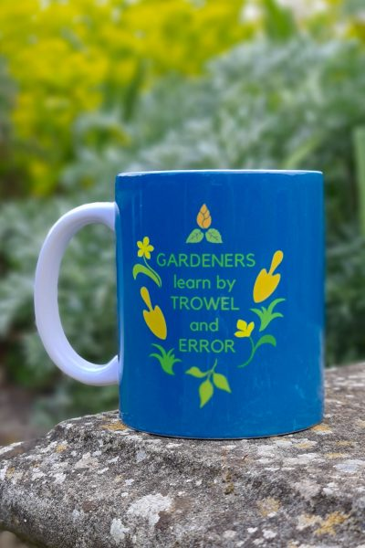 Middlesized Garden mug