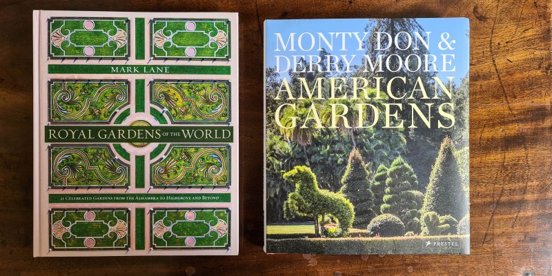 Two fascinating new books about gardens everyone should read