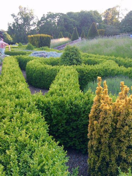 Goodnestone Park Gardens in Kent