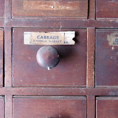 Seed drawer
