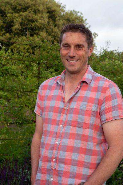 Tom Brown head gardener