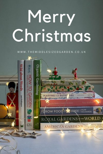 Gardening books for Christmas