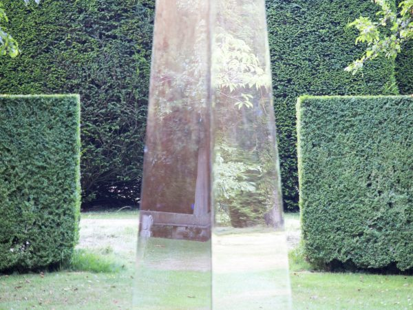 Use hedging as sculpture