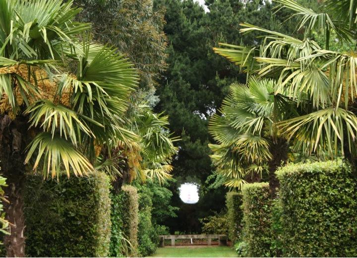 East Ruston Walled Garden.