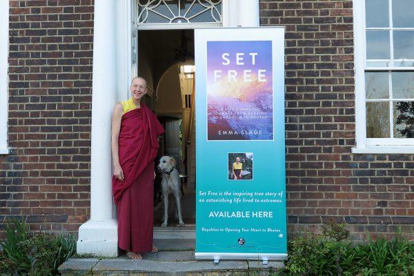Emma Slade's book launch