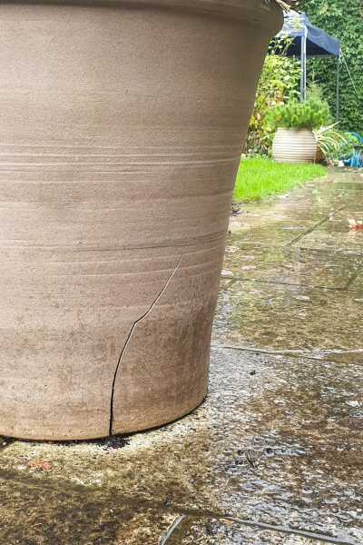 Cheap garden pots