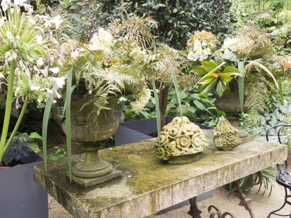 Treat urns as vases