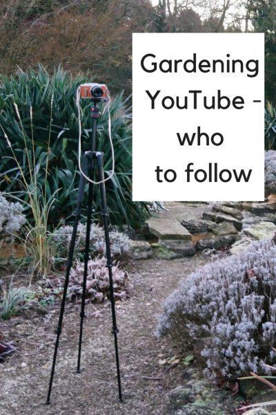 YouTube gardening