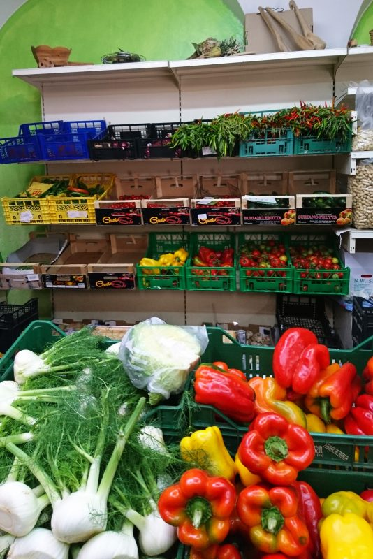 Italian greengrocers