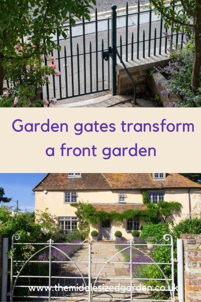 Garden gate transformations