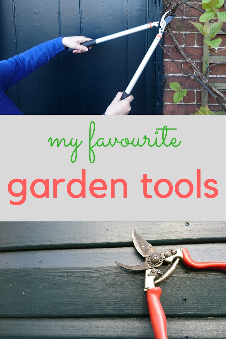 My favourite new garden tools