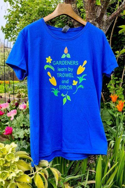 Middlesized Garden t shirt