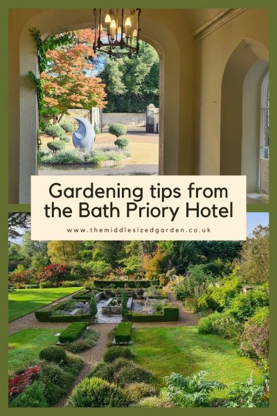 Bath Priory hotel