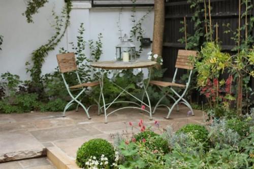 new vintage garden