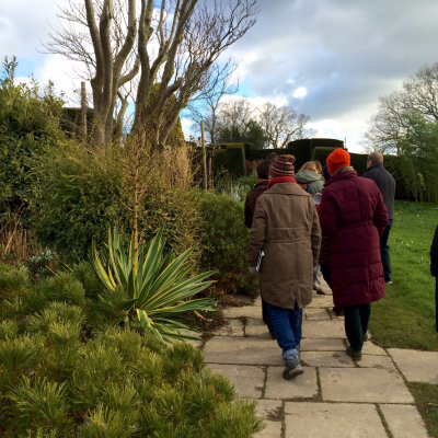 I can recommend the 'Behind the Scenes' afternoons at Great Dixter