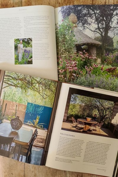 Two brilliant books about gardens