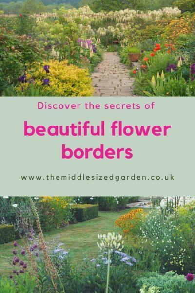 Professional garden borders