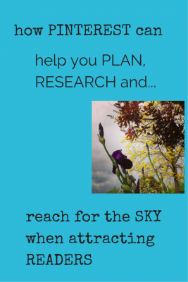 use Pinterest to help you plan or research work