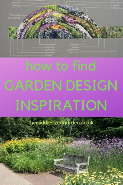 How to find garden design inspiration