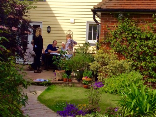 Faversham Open Gardens & Market Day on BBC Radio Kent