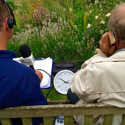 BBC radio Kent broadcasting