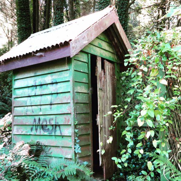 Les toilettes des jardiniers