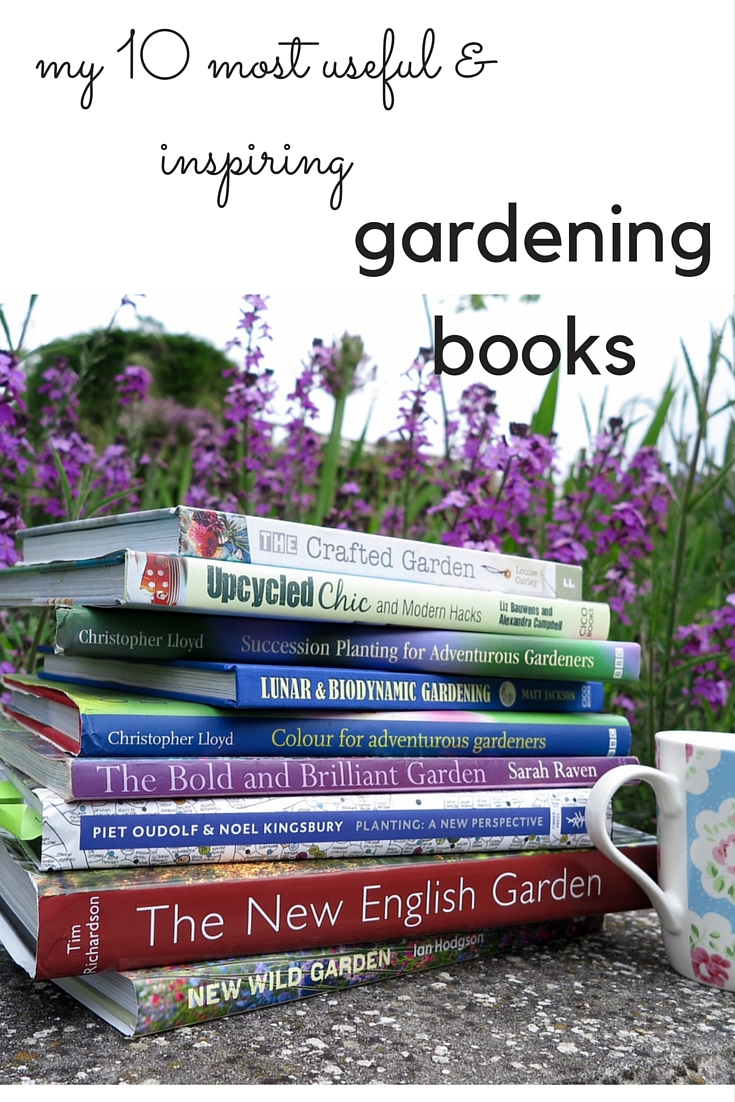My 10 best gardening books