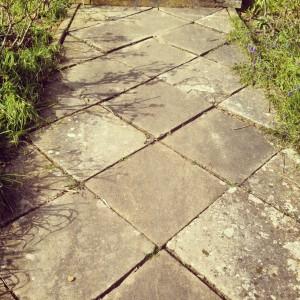 paving stones insurance for gardens