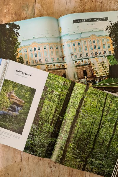 Peterhof and Fallingwater