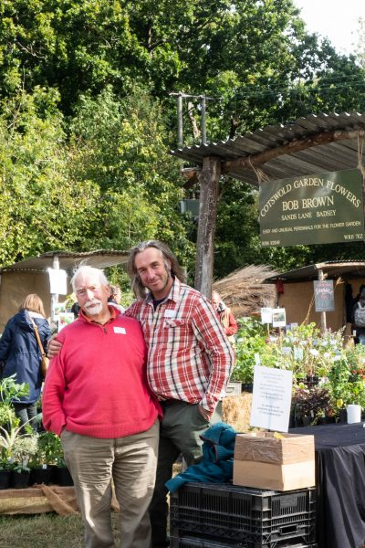 Bob Brown of Cotswold Garden Plants