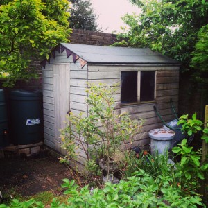insuring open gardens potting shed