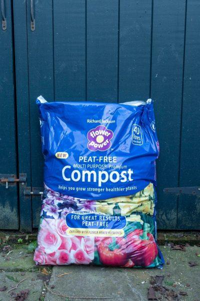 Richard Jackson peat free compost