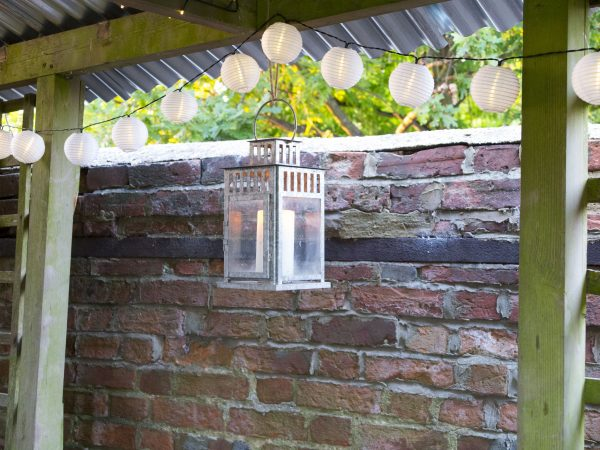 Style your garden with solar fairy lights