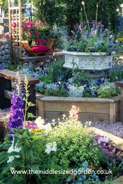Therapeutic Garden by Tony Wagstaff