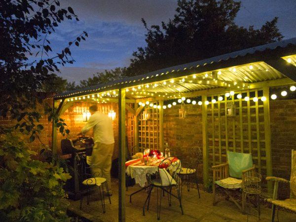Solar lighting for easy living