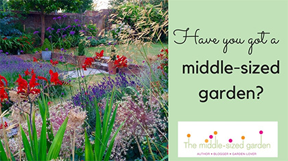 Have you got a Middlesized Garden?