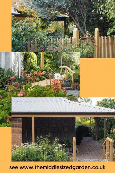 Yellow garden theme
